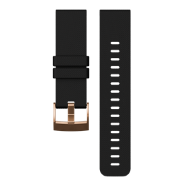 SUUNTO TRAVERSE ALPHA BLACK COPPER STRAP