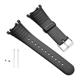 VECTOR STRAP KIT - BLACK ELASTOMER