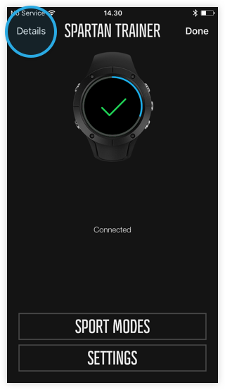 rozłącz 2 iphone