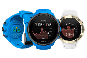Suunto wrist heart rate watches