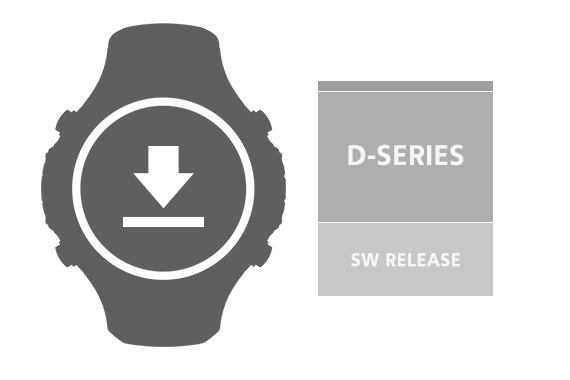 Suunto D-Series software update
