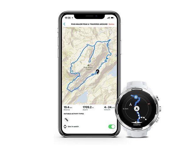 Suunto app - View activies, stay connected with notifications