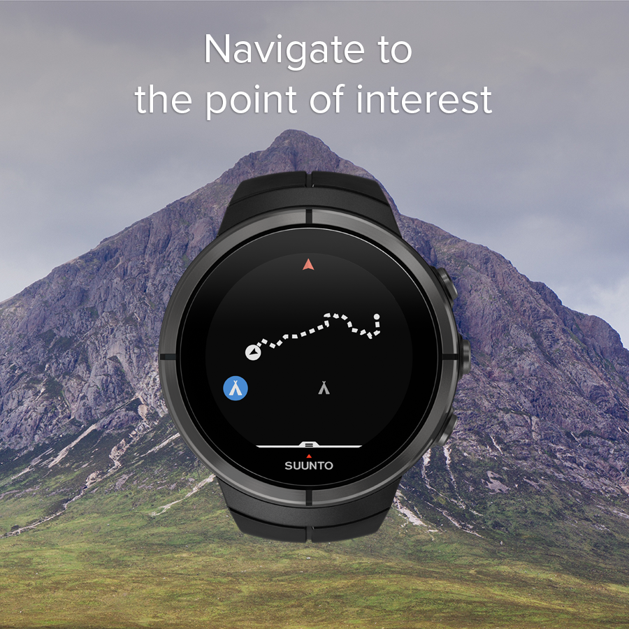 Navigate to the Point of interest
