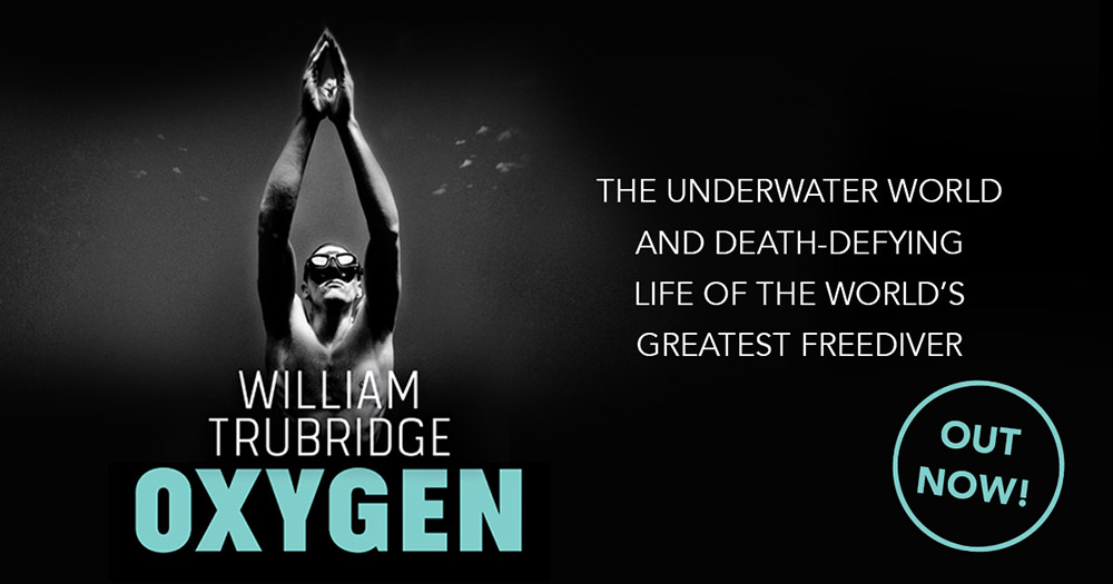 Oxygen by Will Trubridge