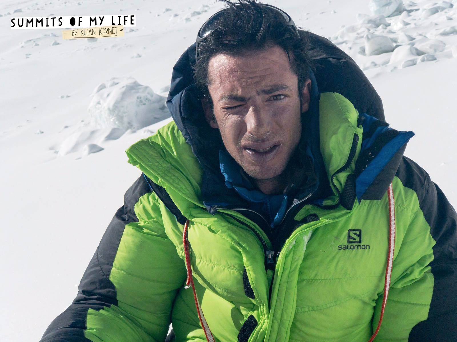 Kilian on Everest