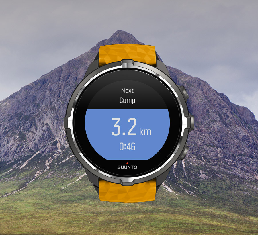 How to navigate with Suunto Spartan GPS watches