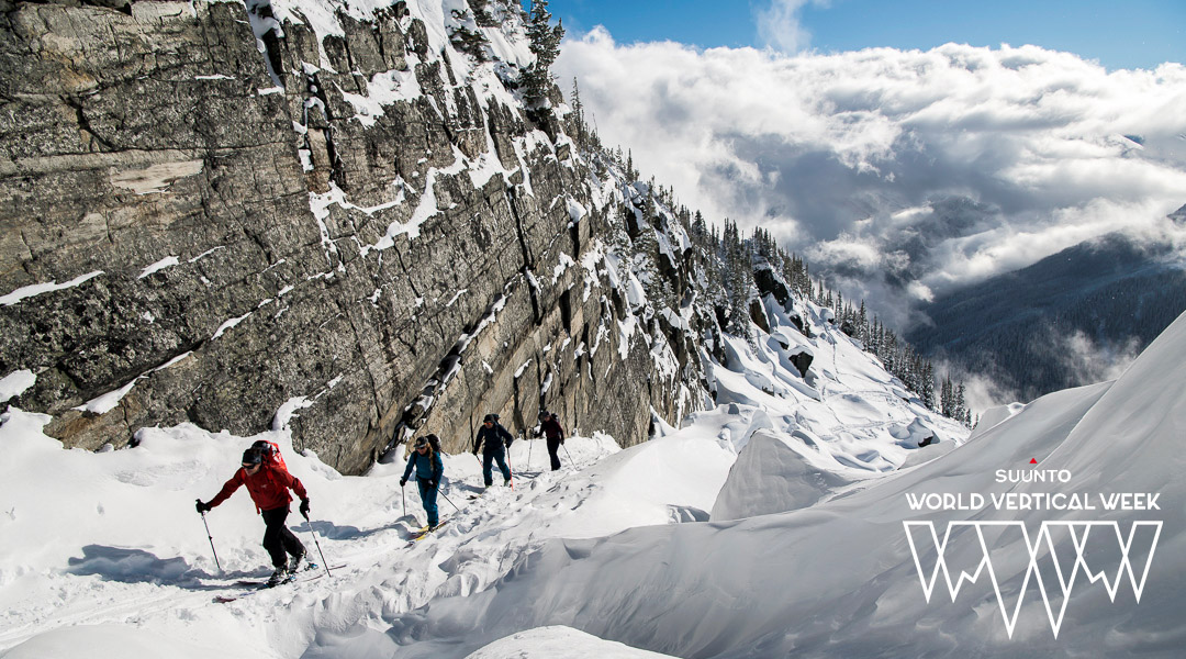 Suunto Vertical Week 2018