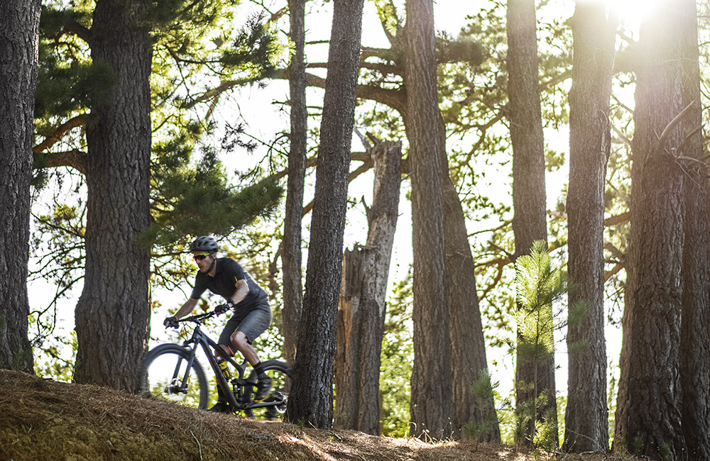6 ways to find new mountain bike trails