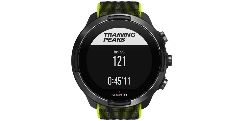 SuuntoPlus TrainingPeaks – Real-time hrTSS