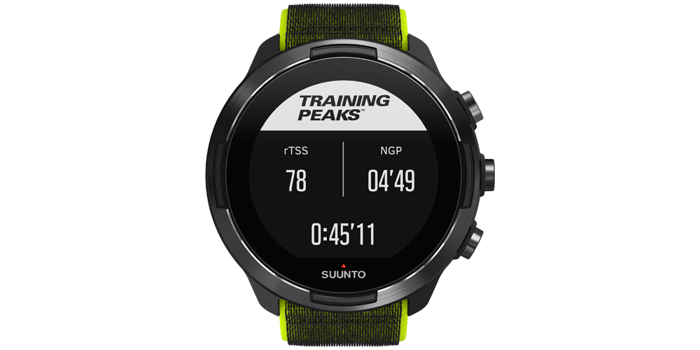 SuuntoPlus – Real-time TrainingPeaks metrics for runners