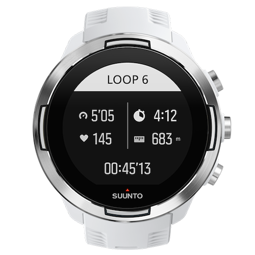 Get automatic lap times with SuuntoPlus Loop